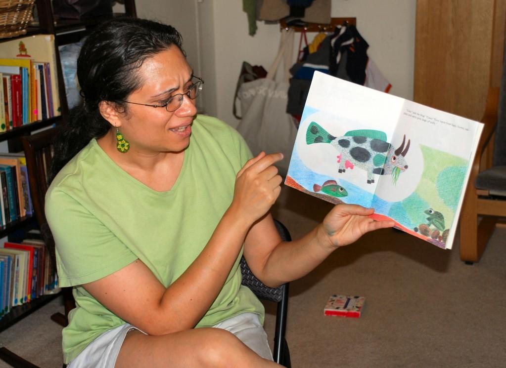 Shanna Gonzalez, June 2009